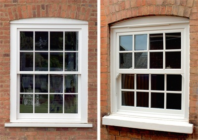Timber or UPVC