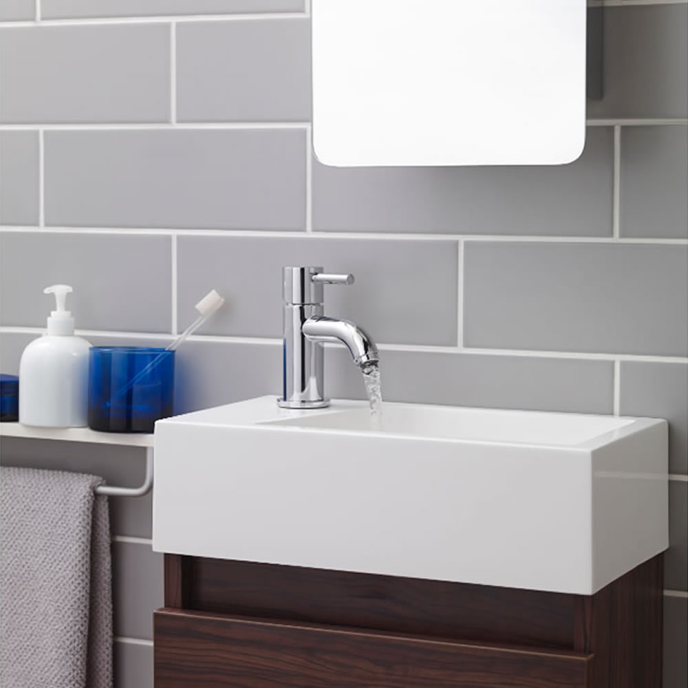 How to Choose a Bathroom Basin for a Small Space