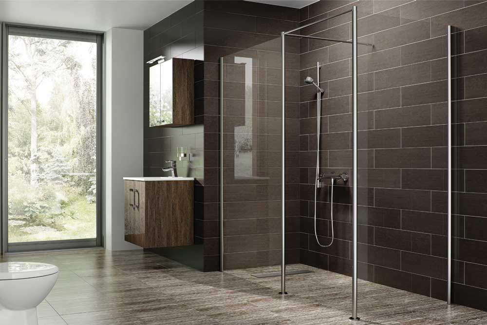 Wet rooms - Picking The Right Materials