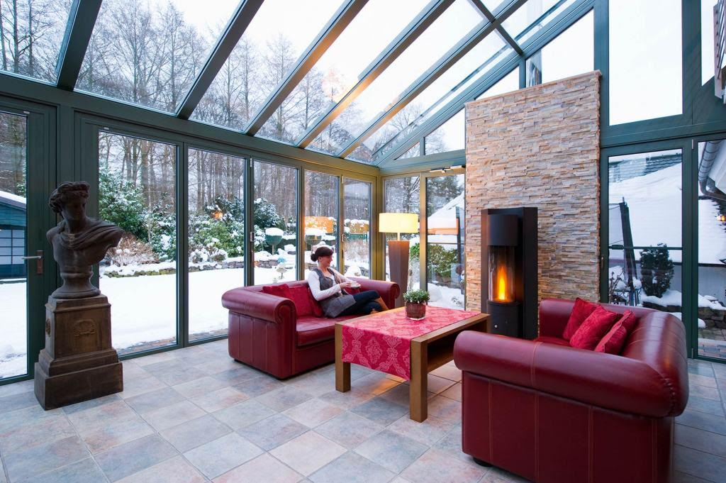 House Cold In The Winter? Build A Conservatory