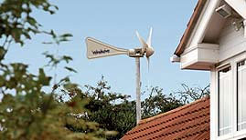 domestic wind turbines